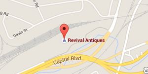 Revival Antiques Location