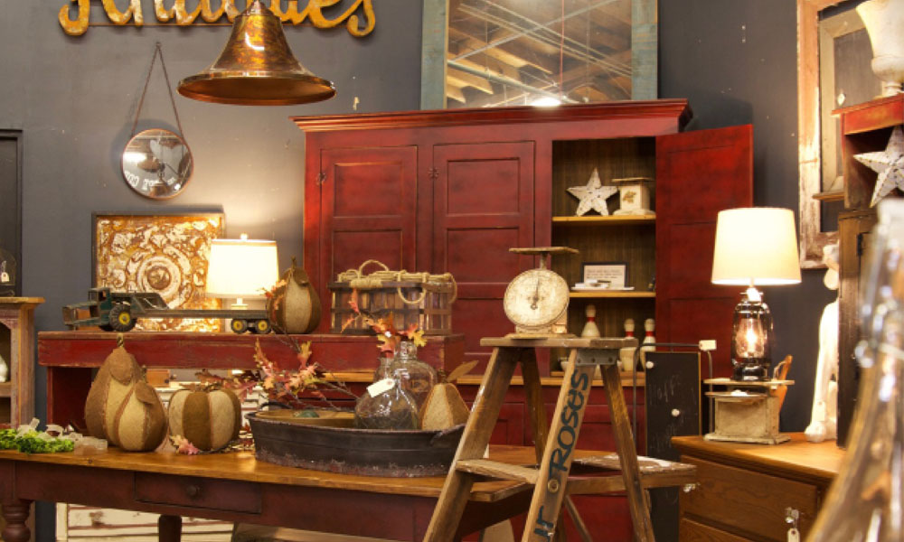 Revival Antiques In Raleigh, North Carolina (NC